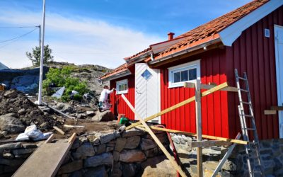Hus – Skåtøy 1940