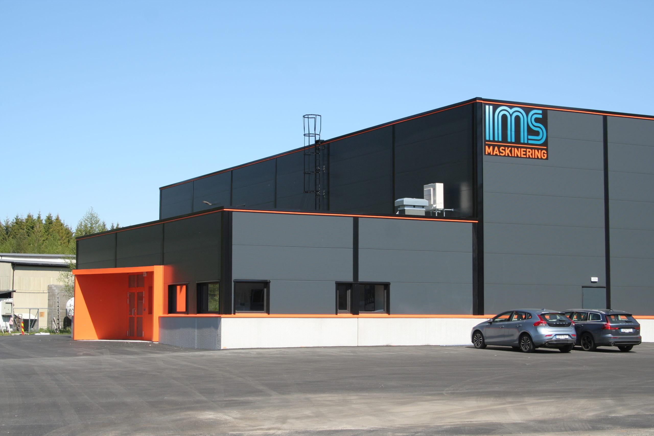 IMS Maskinering AS